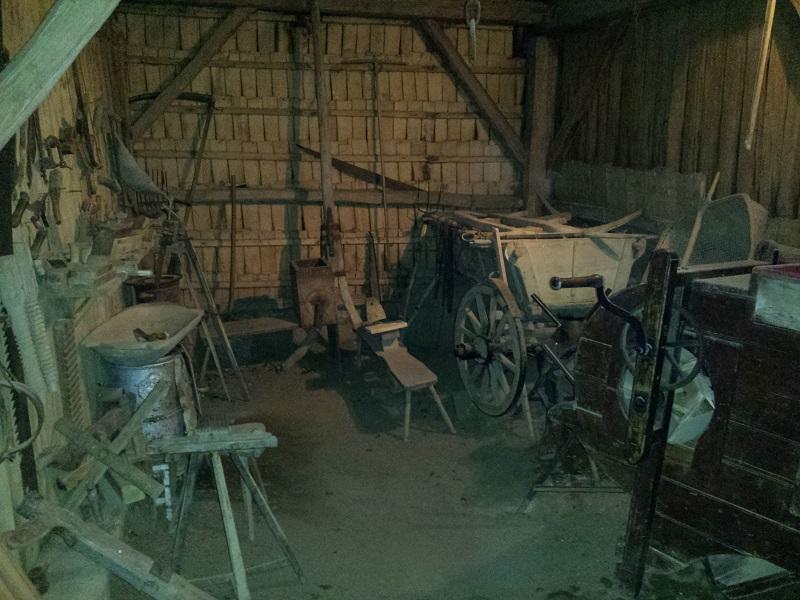 Poza 2 Muzeul Satului, Garana
